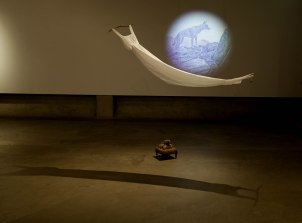 Naturally Disturbed, SASA Gallery, 2010