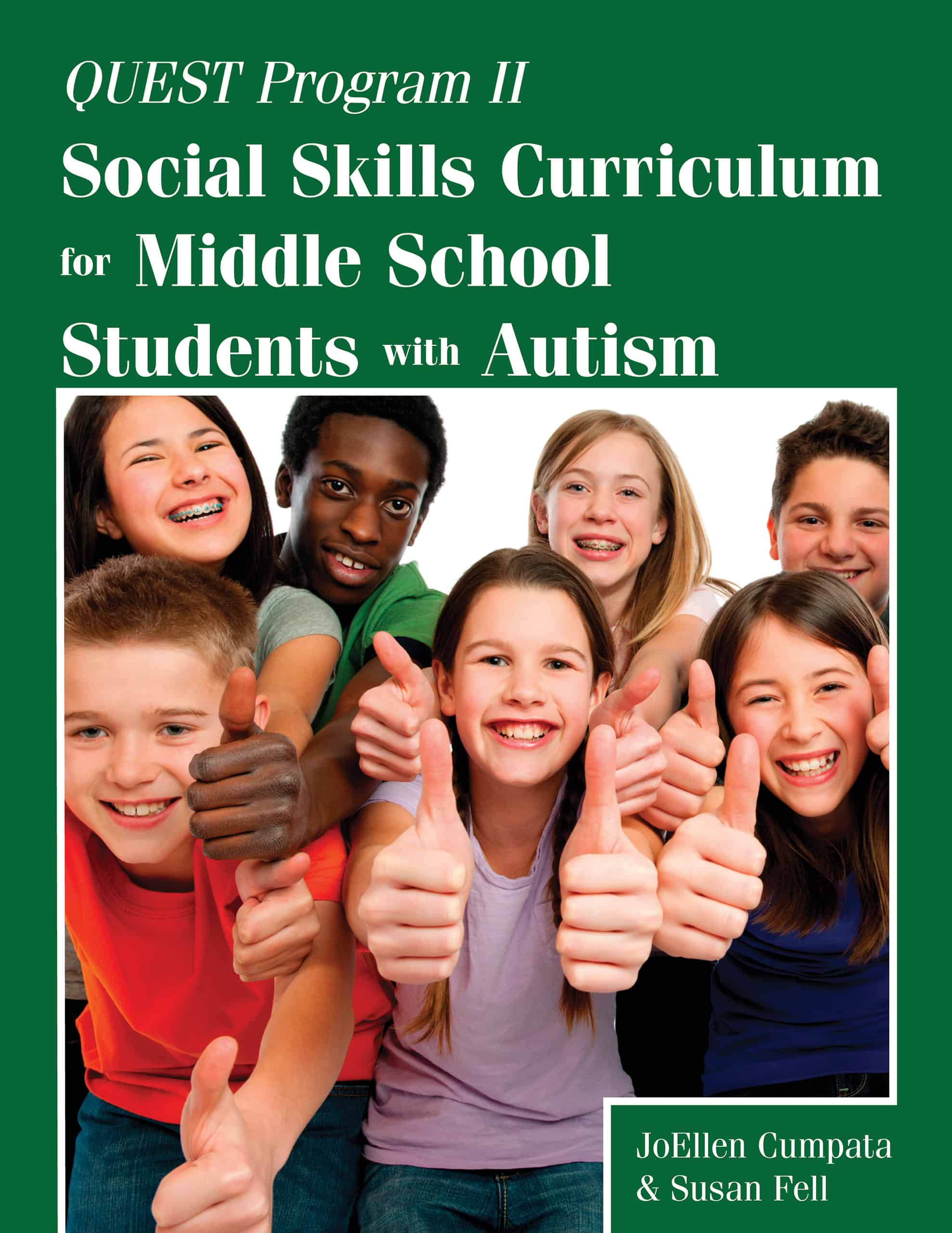 Quest Program Ii Social Skills Curriculum For Middle