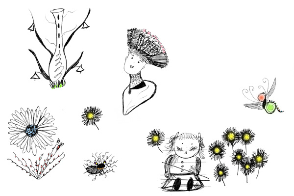 doodle compilation