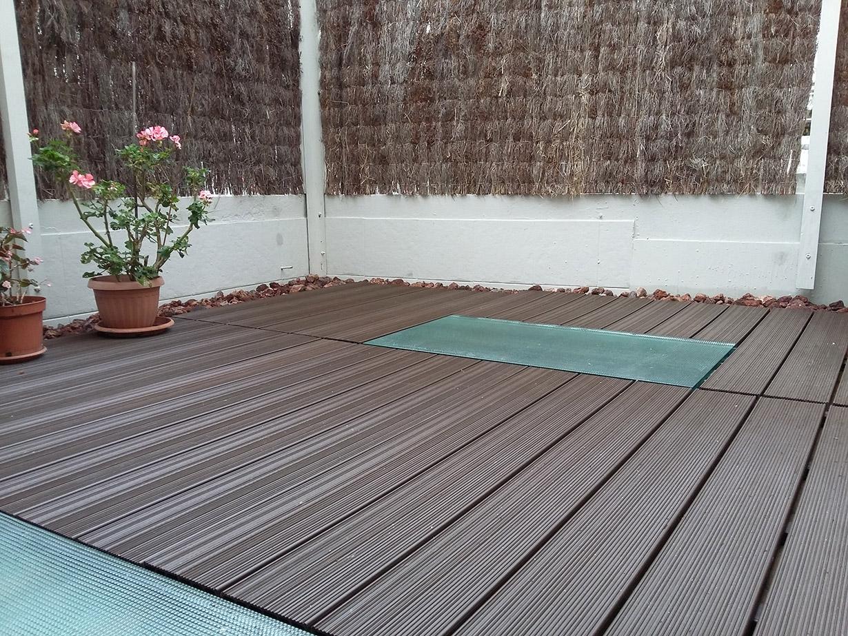 Suelos para terrazas de exterior top colocacin de suelo for Losa para terraza exterior