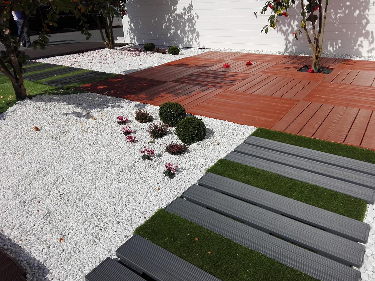Suelos para jardin best tipos de suelos para el jardn - Suelos de madera para jardin ...