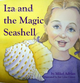 Iza and the Magic Seashell