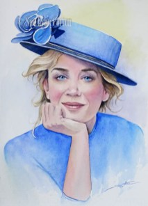 Portrait of Mary Poppins $99