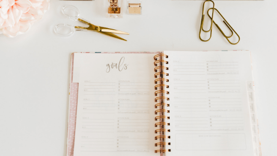 Quarterly goals are important in your personal life especially in the last quarter. They will set you up for the next year.