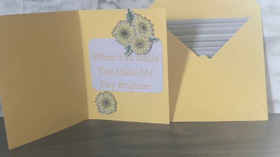 Smiles of Sunshine Greeting Card