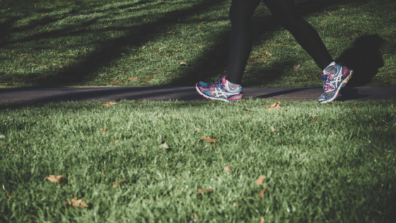 Walking benefits your mindset in so many ways. And walking helps to clear your mind, change you thoughts to positive thoughts, and give you more motivation.