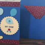 Paper Craft Homemade Greeting Card
