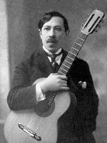Agustín_Barrios_1922