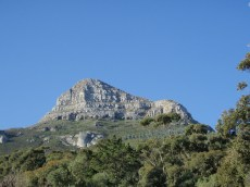 Lion's Head from Camps Bay