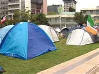 Tents Aotea Square Auckland