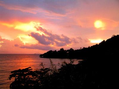 Kep Sunset