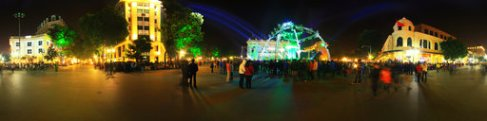 Hanoi Opera House Square