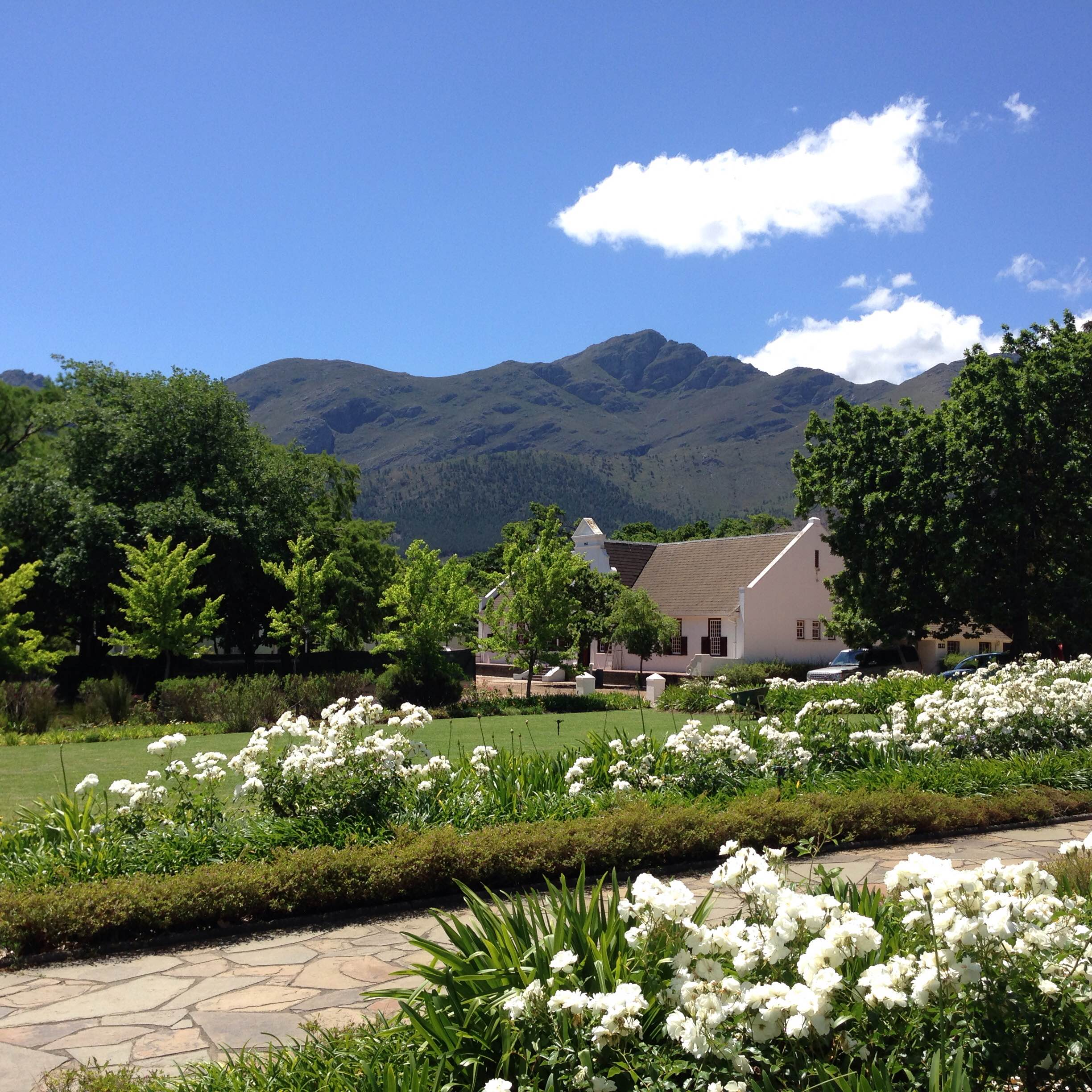 Franschhoek Valley South Africa
