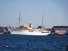 Danish Queen's Boat