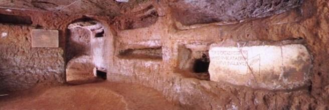 Catacombs of San Sebastian