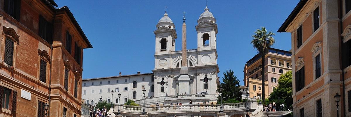 Trinità dei Monti Rome