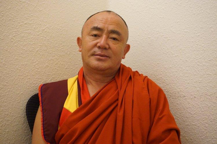 Karma Rinpoche of Bhutan