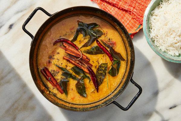 Dal - Lentil Soup
