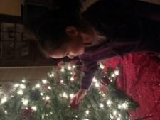 Zaria's perfect Christmas