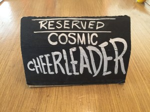 Cosmic Cheerleader