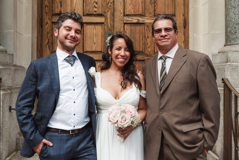nyc-micro-wedding-photos-at-Our-Lady-of-Mount-Carmel-Church-wedding-by-suess-moments-nyc-photographer