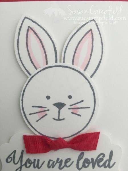Friends & Flowers Bunny Valentine - 3