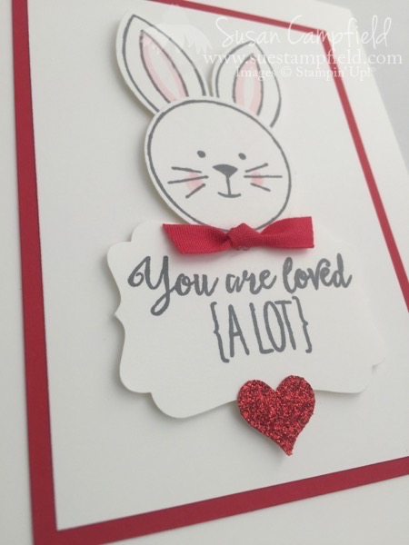 Friends & Flowers Bunny Valentine - 5