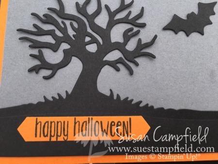 Halloween Scene Edgelits Spooky Fun - 3