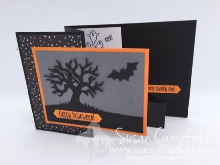 Halloween Scene Edgelits Spooky Fun - 4
