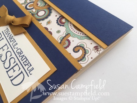 Petals and Paisleys Recessed Panel Card - 4