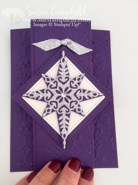 Triple Panel Standing Card Star Of Light - 4 (1)