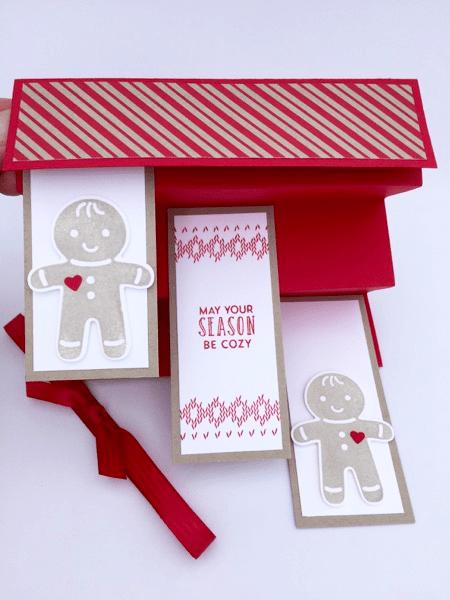 Fan Fold Cookie Cutter Christmas - 3