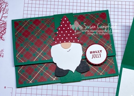 Gnome Gift Card Holder and Treat Box - 19