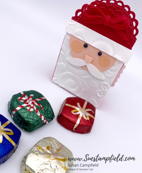 Little Treats Santa Box - 3