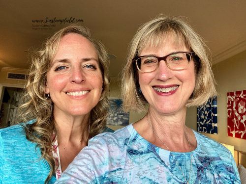 Susan and Rachel Photos - 11