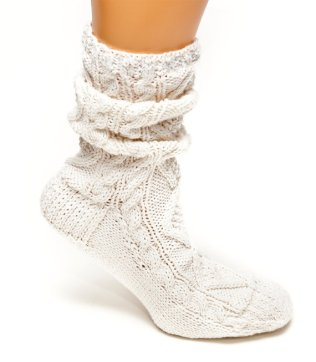the pattern! http://www.etsy.com/listing/96835135/pattern-only-scrunch-cable-socks