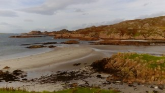 Beach at Fiannphort