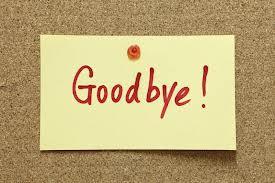 goodbye TOOC14