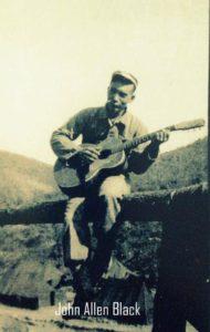 John A. Black, Marine in Korea