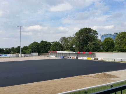 Sutton United 3G Pitch Development_1013
