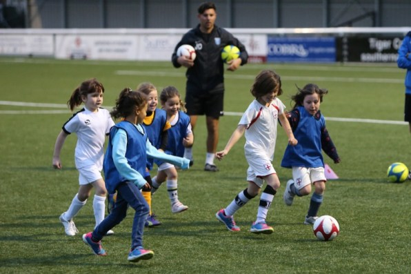 Sutton United Girls Soccer Development_1012