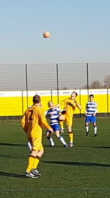 Sutton United Disability Cup Team in Action