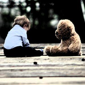Suffer the Little Children blog header