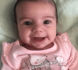 Murdered New Jersey infant Hailey Bannister