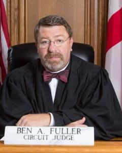Judge Ben A Fuller Alabama