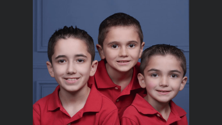 Anthony, Andrew, and Thomas Valva