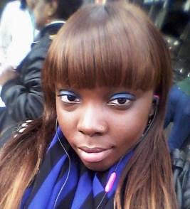 Geraldine Perkins, mother of murdered Harlem boy, Zymere.