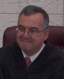 Groves trial: Judge Mark Kuhn