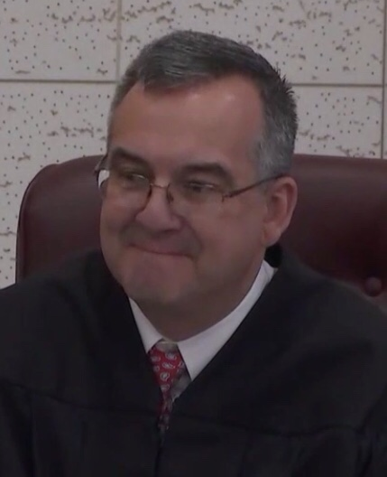 Groves trial: Judge Mark Kuhn
