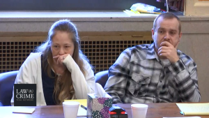 Groves trial: Jessica and Daniel Groves hear testimony during day 2 of their murder trial.
